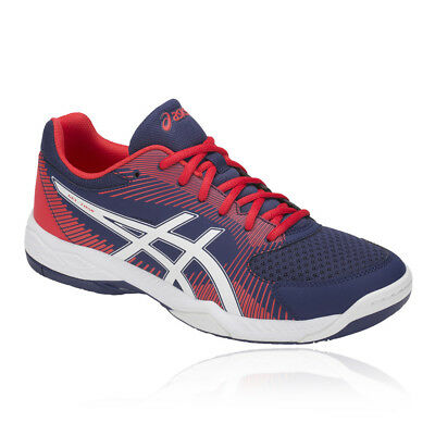36900b23962 Asics Mens Gel-Task 2 Court Shoes Blue Sports Breathable Lightweight  Trainers
