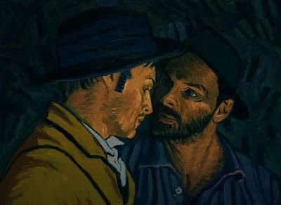 "17812 Hot Movie TV Shows - Loving Vincent 2017 59 19""x14"" Poster"