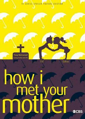 "17123 Hot Movie TV Shows - How I Met Your Mother 12 14""x19"" Poster"