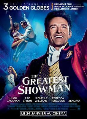 """18396 Hot Movie TV Shows - The Greatest Showman 2017 14""""x19"""" Poster"""