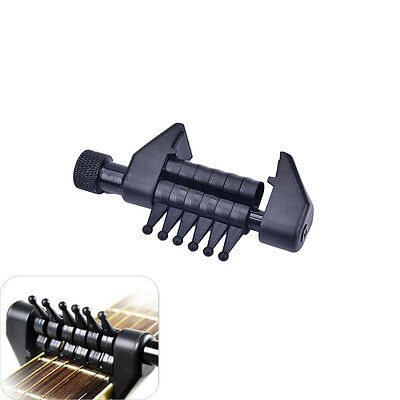 Multifunction Capo Open Tuning Spider Chords For Acoustic Guitar Strings new.