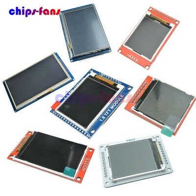 "1.44/1.8/5/7"" Inch Serial SPI TFT LCD Display Shield Module ST7735S SSD1963"