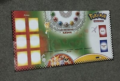 Pokemon Trading Card Game TCG Arena Playmat RARE Poketour 99