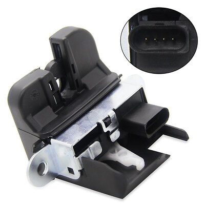 Car Trunk Tailgate Boot Lid Latch Lock for VW Golf GTI 6 OE NO.5K0827505A FO1