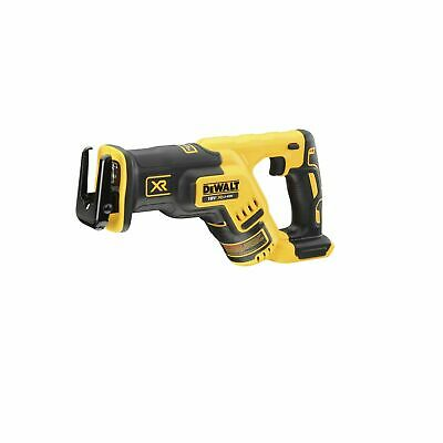 DeWALT 18V XR Brushless Compact Reciprocating Saw - Skin Only - USA BRAND
