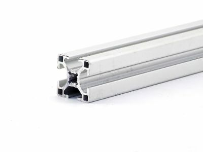 Aluminium Profile Type B Aluminum System Carrier T-Profile 1098x30x30mm T-Nut 8