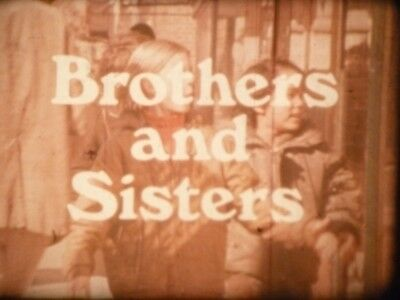 Brothers And Sisters (Inside/Out Series) 1973 16mm short film Documentary