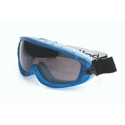 Bolle Atom Platinum Smoke Lens Indirect Vents Safety Goggles
