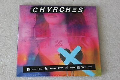 CHVRCHES - Love is Dead CD Polish RELEASE NEW SEALED