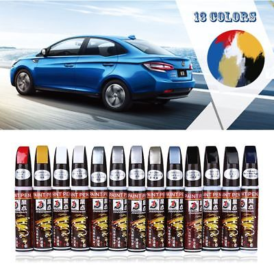12ml Remover Professional Touch Up Car Paint Pen Scratch Repair Coat Clear