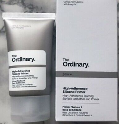 The Ordinary High Adherence Silicone Make Up Primer 30ml Non-greasy New