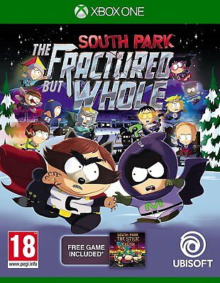 South Park - The Fractured But Whole | Xbox One New (4)