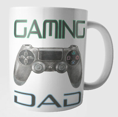 Playstation Controller Themed Birthday Fathers Day Christmas Gifts - Gaming Dad
