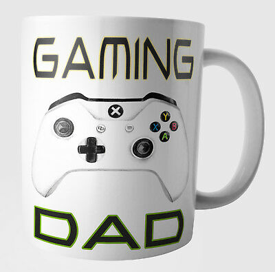 Xbox Controller Themed Birthday Fathers Day Christmas Gifts - Gaming Dad