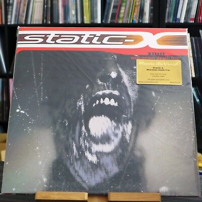 Static-X - Wisconsin Death Trip / LP (MOVLP1379)
