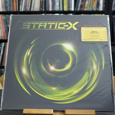 Static-X - Shadow Zone / LP (MOVLP1562)