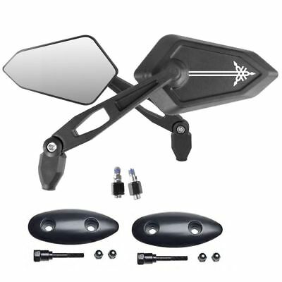 Mirrors Street Tmax 500 2001/2007 Handlebar T-Max Includes Mounts To