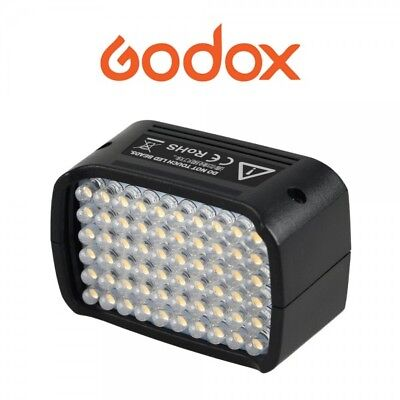 Cabezal LED intercambiable para flash Godox AD200