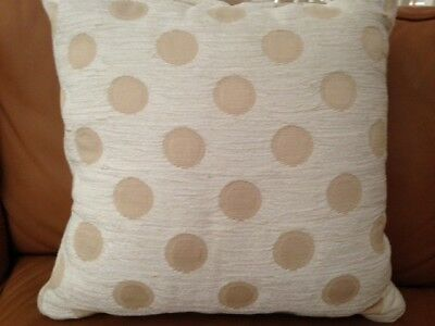 ETHAN ALLEN DECORATIVE Pillow 40 X 40 Polka Dot Vintage Excellent Amazing Ethan Allen Decorative Pillows