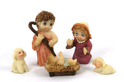 Dreamsicles NATIVITY SET- 2005 Willitts