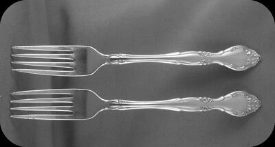 Oneida Community Affection Dinner Forks 2 (2 sets of 2 available)