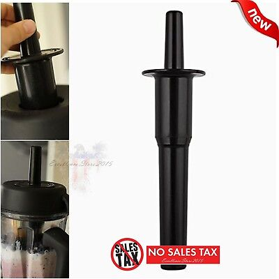 Blender Accelerator Tamper Plunger Tool Replacement for Vitamix HHN Small Kitchen Appliances