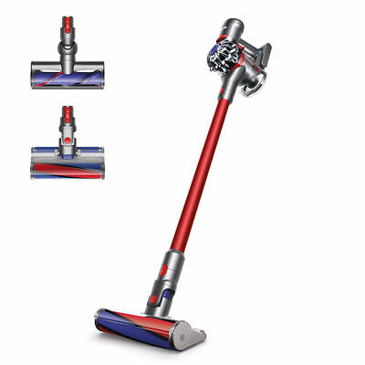 Dyson SV11 V7 Absolute Cordless Vacuum | Red | Refurbished