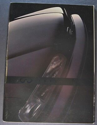 1989 Infiniti M30 Catalog Sales Brochure Excellent Original 89