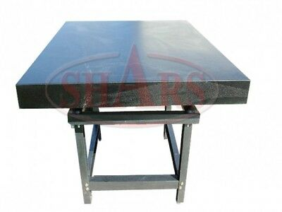 granite surface plates PLUS STAND. 36x48x6.  Ship By Freight Paid By Buyer