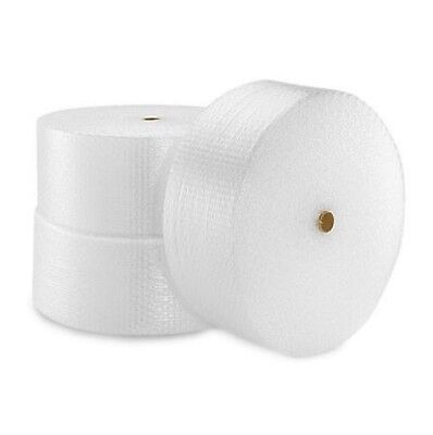 1 ROLL 3/16in Small Bubble Cushioning Wrap 175ft x 12in Perforated
