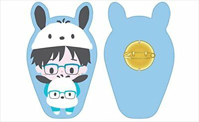 Yuri! on ICE X Sanrio characters yong interest & pochacco's sore place 1