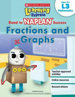 NEW Learning Express Naplan Paperback Free Shipping
