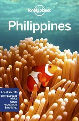 NEW Philippines By Lonely Planet Travel Guide Paperback Free Shipping