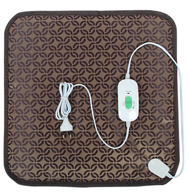 Pet Electric Heat Heated Heating Heater Pad Warm Mat Blanket Bed Dog Cat Bunny