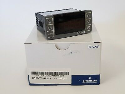 Refrigeration Coldroom Digital Display -  Dixell XR20CX Medium Temperature