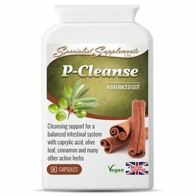 Specialist Supplements P-Cleanse 90 Capsules