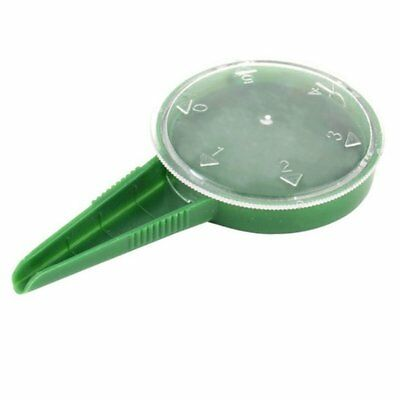 1 Pcs Dial Seed Sower Planter Gardening Supplies Flower Plant Seeder Y5T8