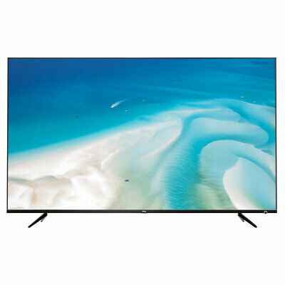 NEW TCL 43P6US 43 inch 109 cm 4K Ultra HD LED Smart TV