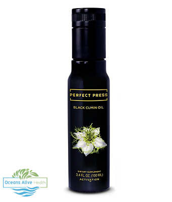 Black (Cumin) Seed Oil | Perfect Press® | Activation Products | 100ml | Energy