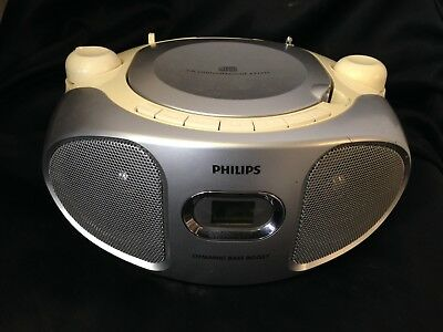 Philips Az102s 05 Portable Cd Player Tested Trusted Ebay Shop 4 99 Picclick Uk