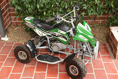 2010 TORPRO MINI QUAD BIKE / ATV - WYAY - 49cc - BUGGY - 4 WHEELER - NEEDS WORK