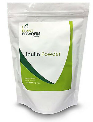 Inulin Prebiotic Fibre Powder 1kg from all Natural Chicory 100%