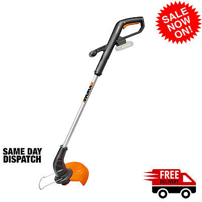 WORX WG157E.9  18V Cordless Grass Trimmer with EasyEdge (Body Only)