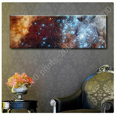 Sombrero Nasa Hubble Stars Astro by Space GalaxyPoster or Wall Sticker Decal