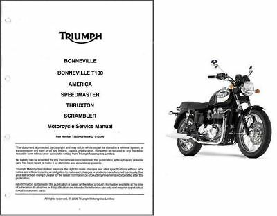 triumph bonneville t100 thruxton scrambler america speedmaster rh picclick co uk triumph t100 owners manual triumph bonneville t100 manual