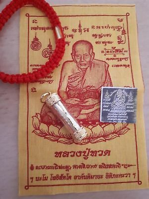 Thai Amulett Set LP Thuat Takrut