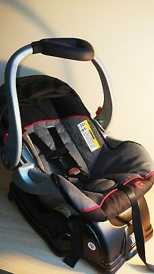 baby trend infant car seat base
