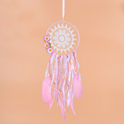 55cm Creative Feather Dream Catcher Wall Hanging Decoration Ornament Craft Gift