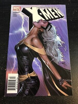 Uncanny X-men#449 Awesome Condition 8.0(2004) Greg Land Cover!!
