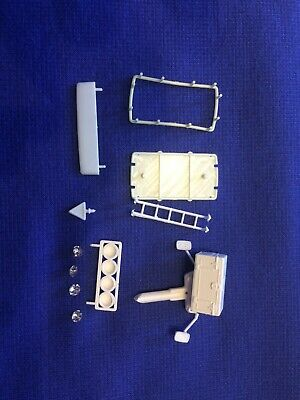 Tekno Scania Vabis Roof Rack Kit, Wsi, Scania, Volvo, Daf, 1:50 Scale
